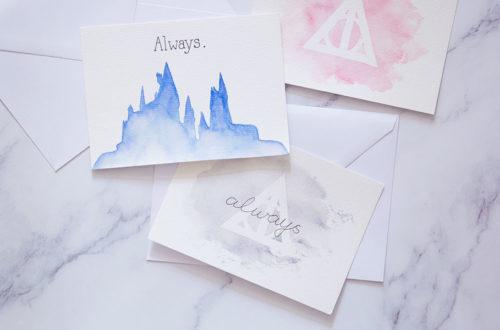 Harry Potter Karten für jede Gelegenheit