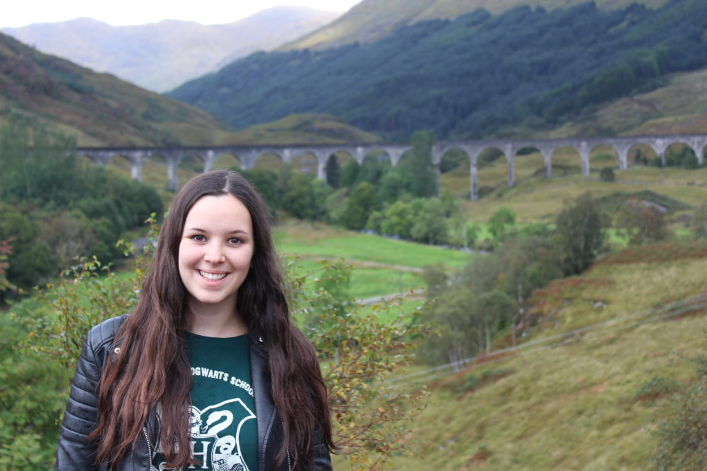 Brücke aus Harry Potter