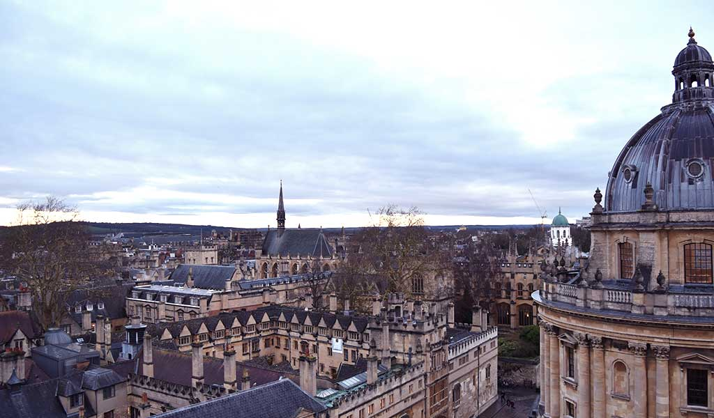 Harry Potter Locations Oxford