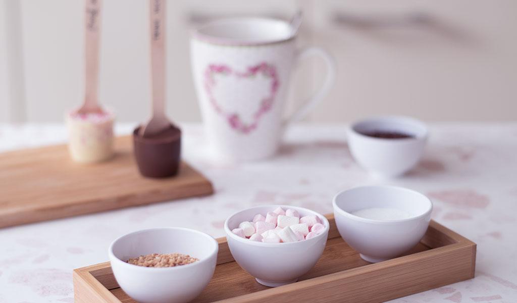 DIY Kakao-Bar als winterliche DIY Geschenkidee